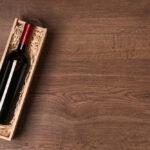 Een luxe wijnkist voor kwaliteit verpakking